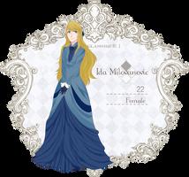 TC - Ida Milovanovic by nanackerel
