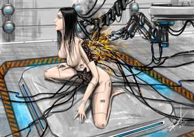cyberpunk by AndyFil