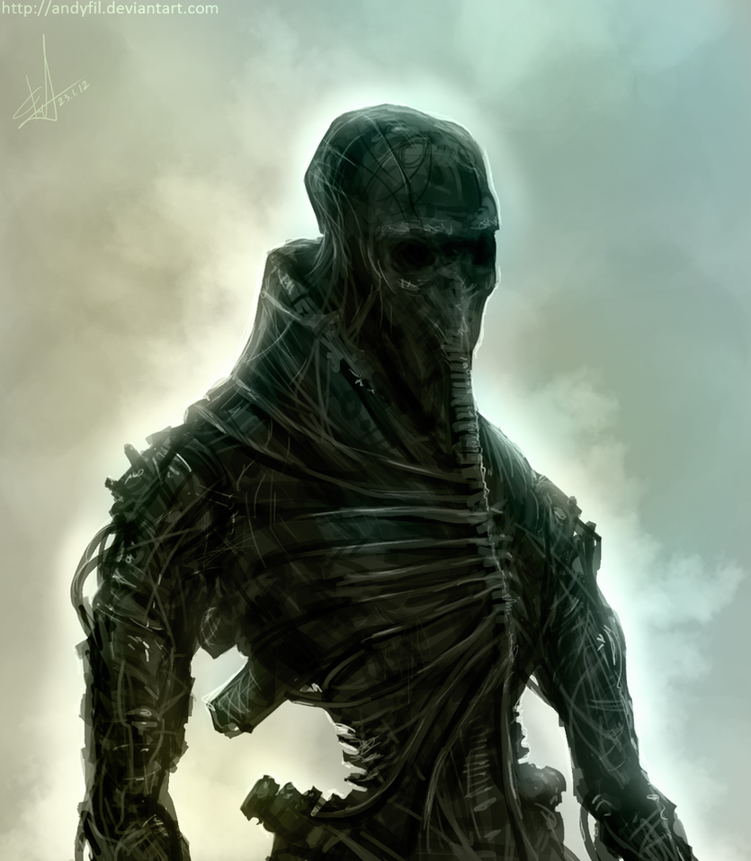 Showing picture: Space Jockey
