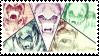 Voltron Stamp F2U by DullExtravagance