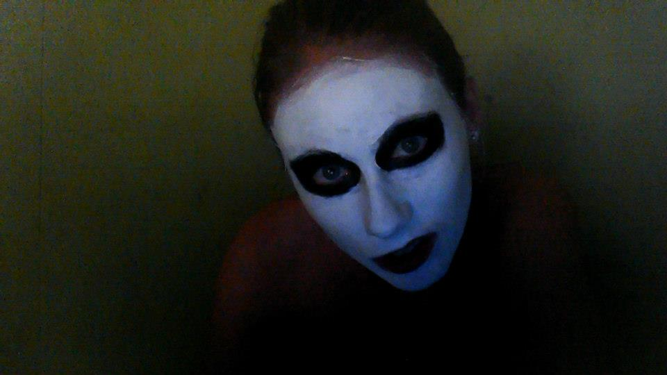 Twiztid Face Paint