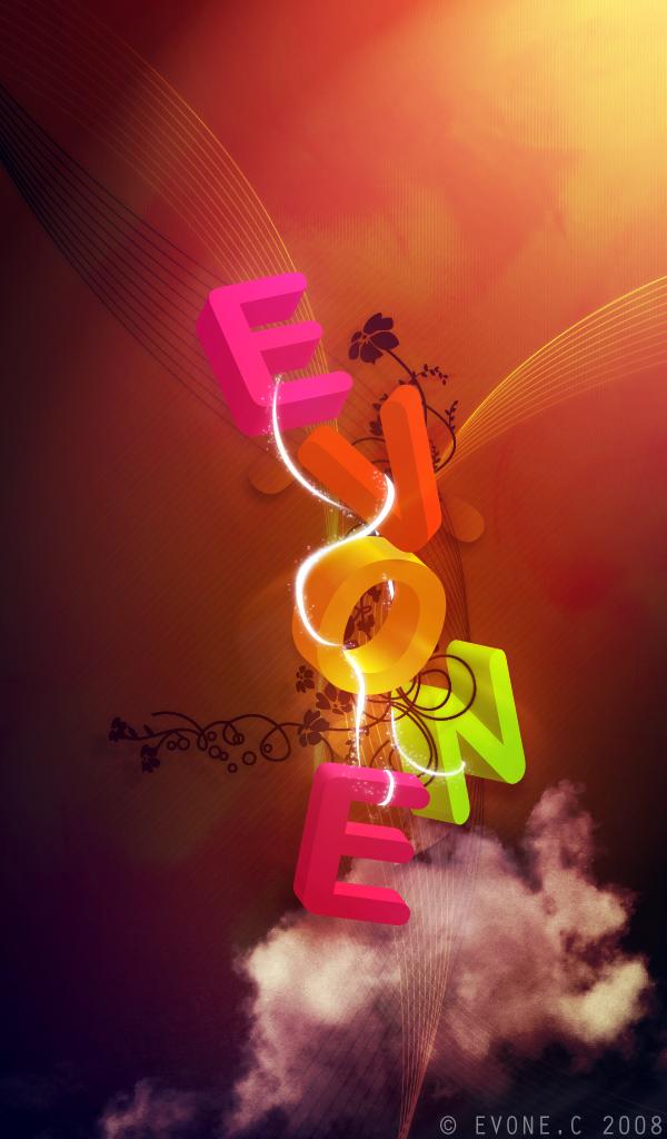 E V O N E by melandollic