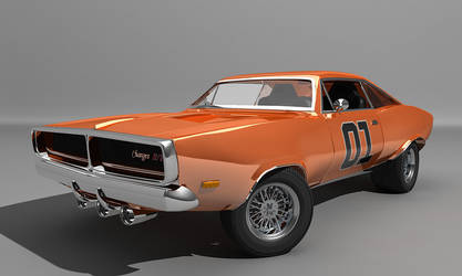 The General Lee by sevenmelons83