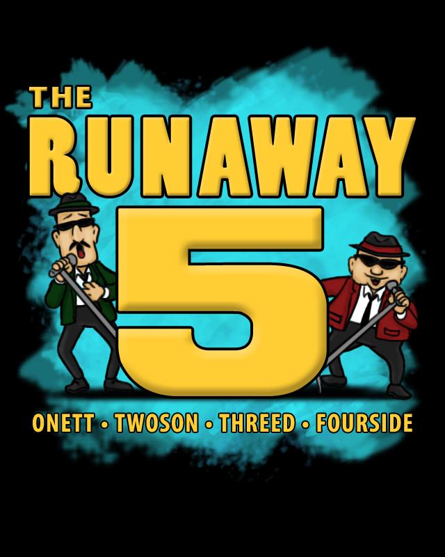 Earthbound Runaw  Earthbound Runaway Five