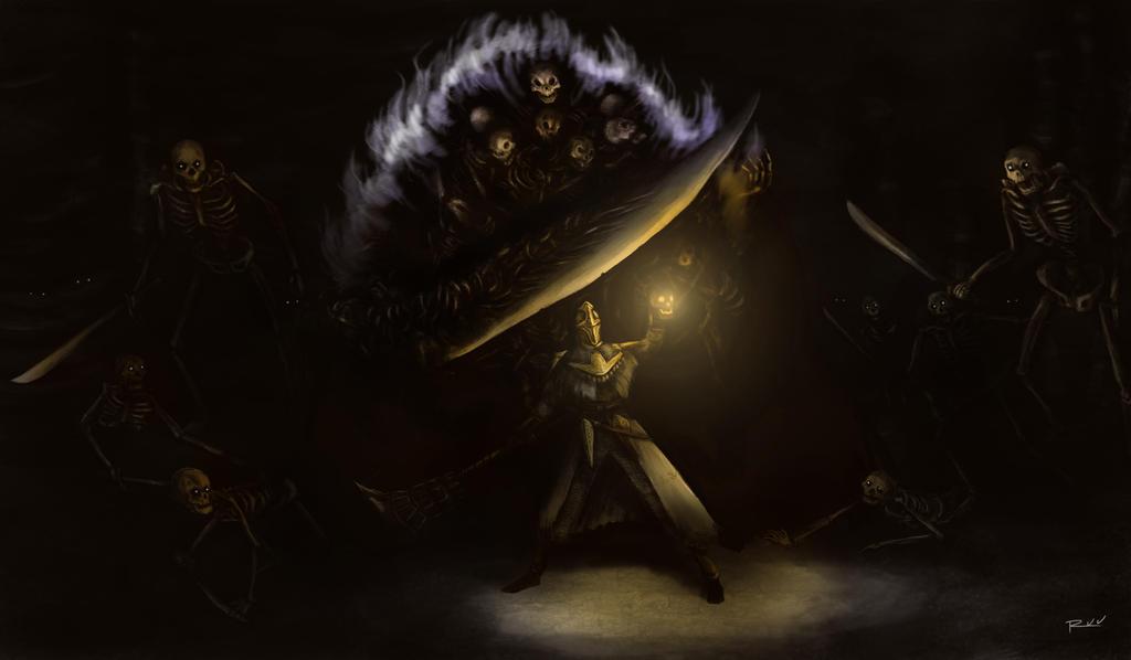 dark souls nito artwork - photo #12