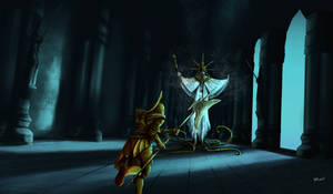 Dark Souls - Dark Sun Gwyndolin