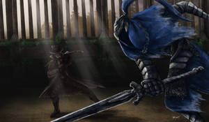 Dark Souls - Knight Artorias