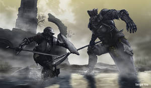 Dark Souls 3 - Iudex Gundyr