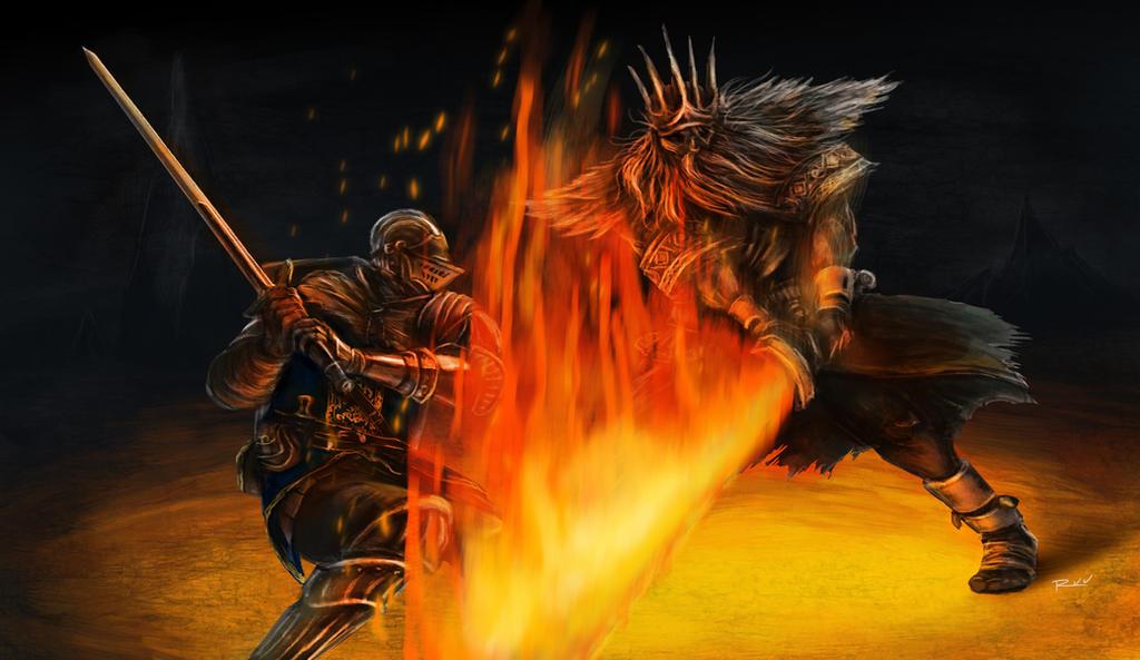 Soul Of Cinder Fan Art: Soul Of Cinder Dark Souls Fan Art Pictures To Pin On