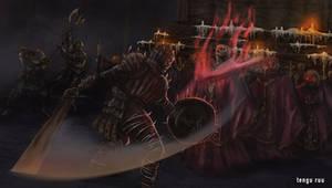 Dark Souls 3 - Deacons of the Deep