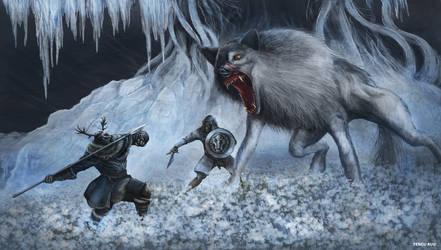 Dark Souls 3 - Champion's Gravetender