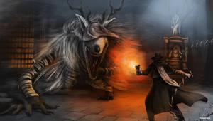 Bloodborne - Vicar Amelia