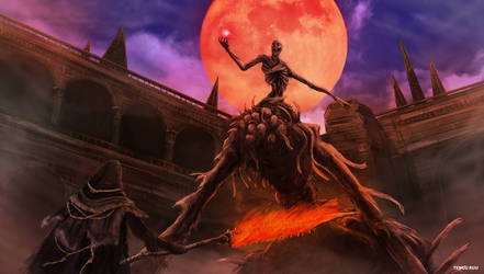 Bloodborne - The One Reborn by OniRuu