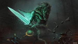 Bloodborne - Ludwig, the Holy Blade