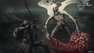 Bloodborne - Orphan of Kos
