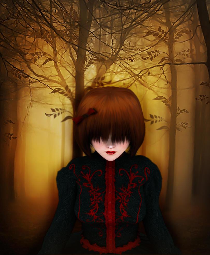 Gothic Lollita by paras2e