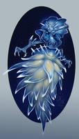 Nudibranch Mermaid - MerMay artchallenge
