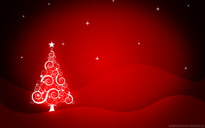Red Xmas Wallpaper By Graphicavita On Deviantart