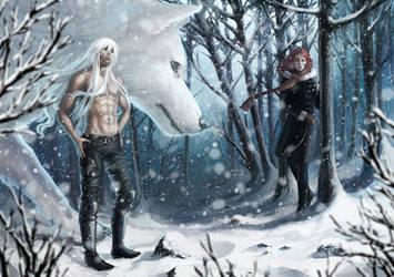 =Comm=blizzard by EllirhShaan