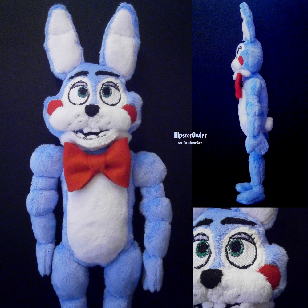 Mangle plushie for sale myideasbedroom com - Filename Handmade_toy_bonnie_plushie_by_hipsterowlet D8am8tf Jpg