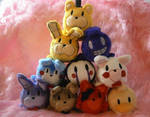 Five Nights at Freddy's Tsum Tsums