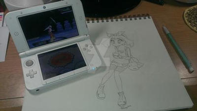 Pokemon Time! by DreamySheepStudios