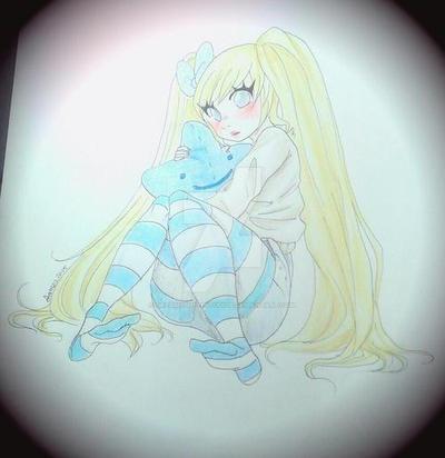 Yume chibi chan by DreamySheepStudios