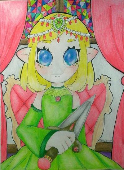 Elf Carle by DreamySheepStudios