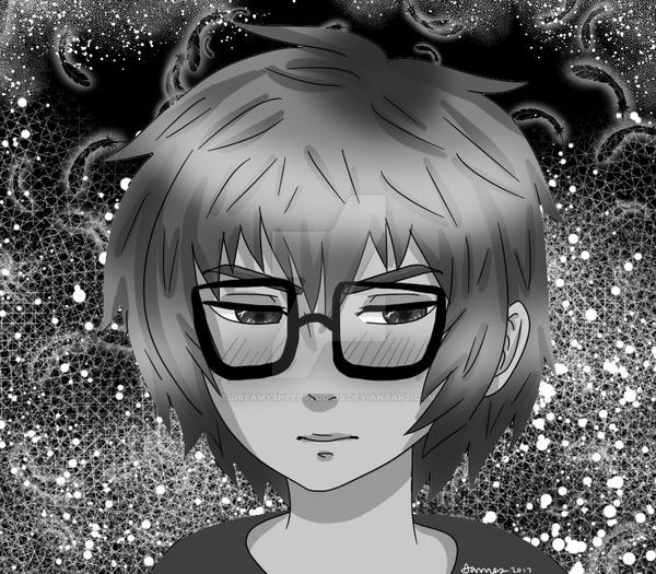 Tsukito by DreamySheepStudios