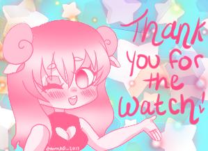 Thank you! by DreamySheepStudios