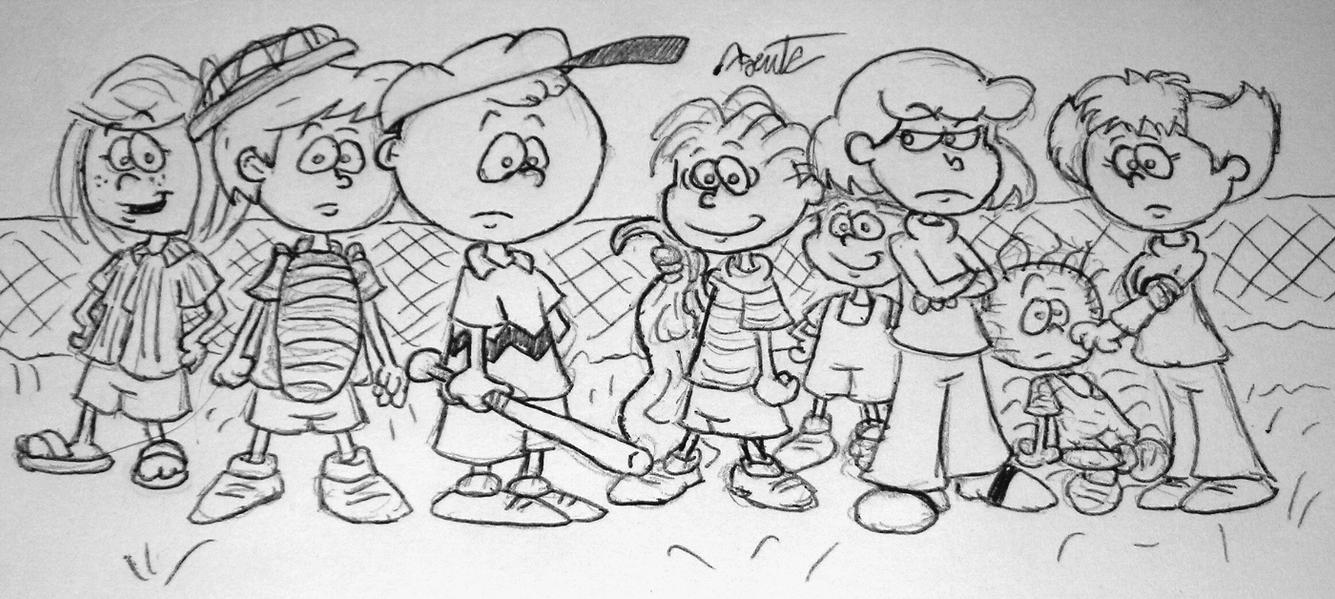 It\'s Baseball, Charlie Brown by AgentC-24 on DeviantArt