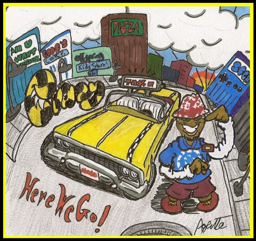 Crazy Taxi Ten In 2010 By Agentc 24 On Deviantart