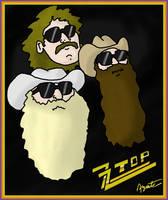 ZZ Top: Beards Rule by AgentC-24