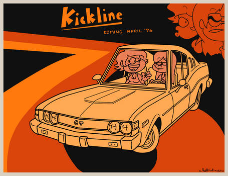 Kickline 76 Brought to You by the Toyota Celica