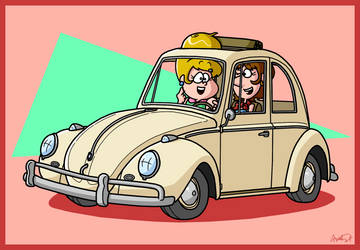 63 Beetle: Rosey Goes to Monte Carlo