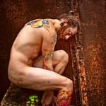 le penseur de Rodin by poivre