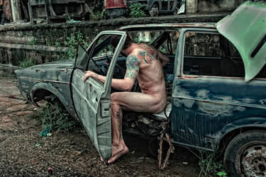 the car keeper by poivre