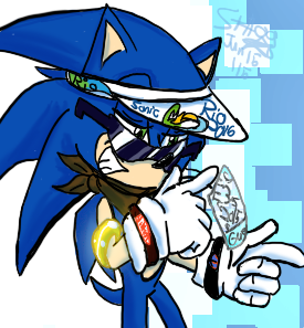 E3's Favorite Hedgehog by SteadfastHeartofGold
