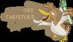 083: Farfetch'd