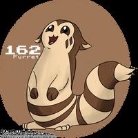 162: Furret by Speedvore
