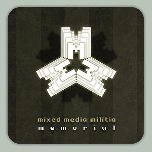 Mixed Media Militia Memorial by mmmilitia
