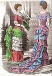 Christmas and Valentine Gowns