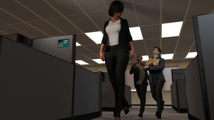 Corporate Environment by KryptonLives
