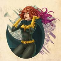 Batgirl by E04