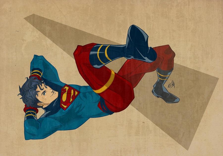 Superboy by E04