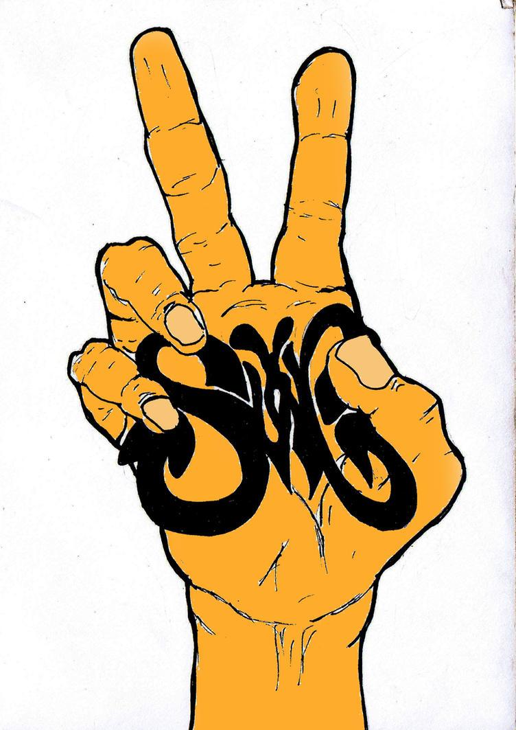 SLANK PEACE By Vevry On DeviantArt