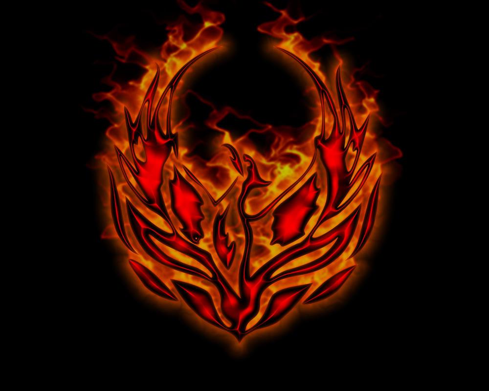 Rising Phoenix by marauderxla