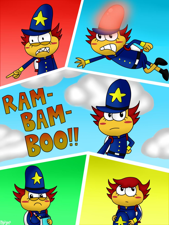 Breadwinners Rambamboo Rambamboo by yipkarhei...