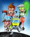 Nicktoons Re-Unite