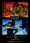 Round 1 Fight!!! (Mortal Kombat Movie 2021) by yipkarhei2001